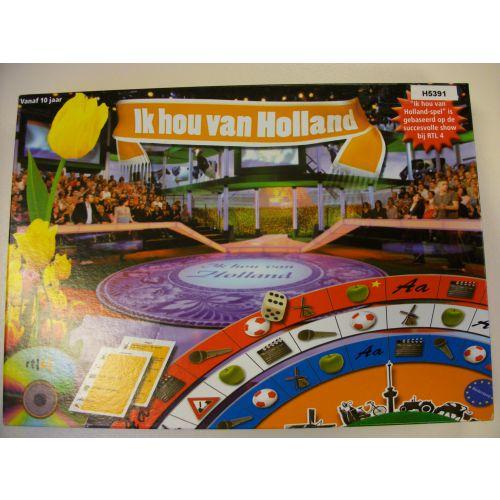 Ik hou van Holland - het spel