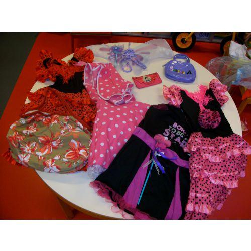 Verkleed-kleren Meisjes 4 tot 7 jaar