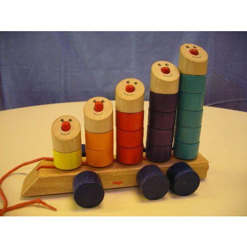 Kleuren/stapelwagen