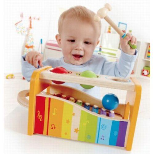 Hamerspel met xylofoon