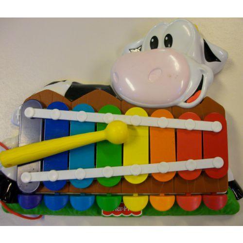 Kinder Xylofoon Koe