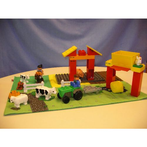Lego explore boerderij