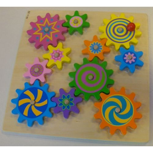 Tandwiel puzzel