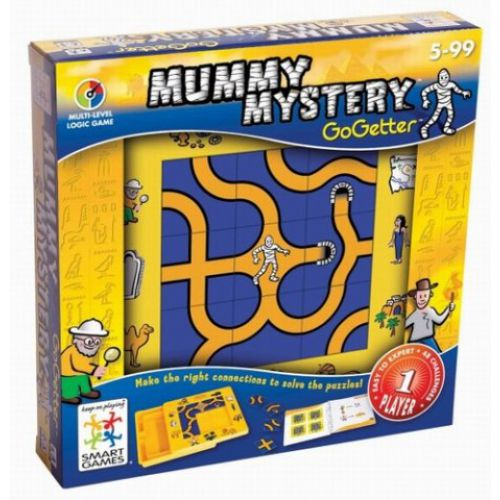 Go getter mummie mysterie