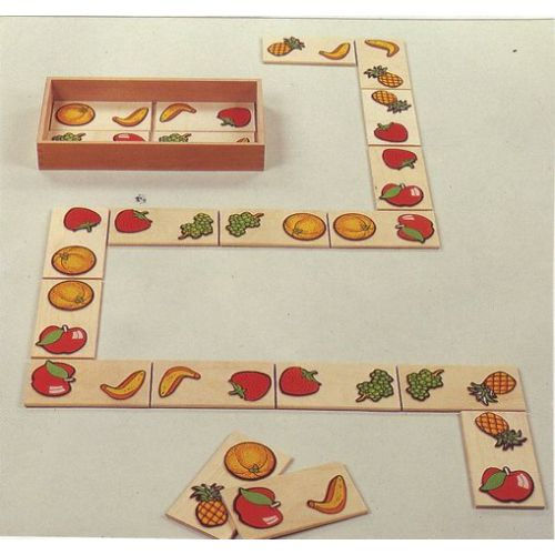 Tast domino fruit