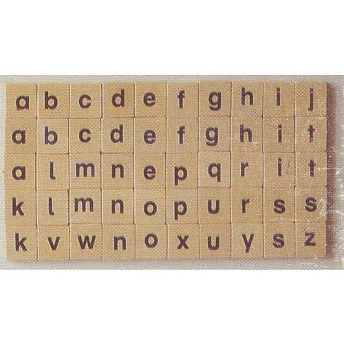 Letterblokjes