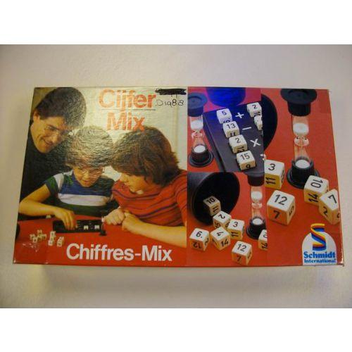 Cijfer mix