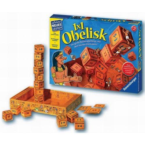 1 x 1 obelisk