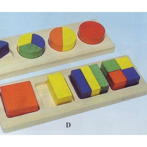 Cirkel sorteerbord