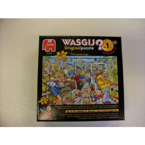 Wasgij mini puzzel