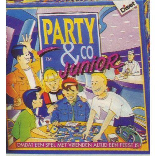 Party en co junior
