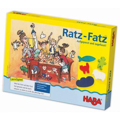 Ratz-fatz