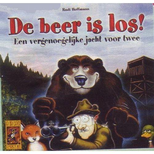 De beer is los