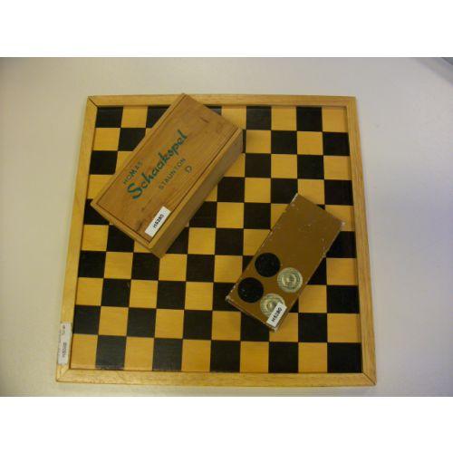 Dam- en schaakspel