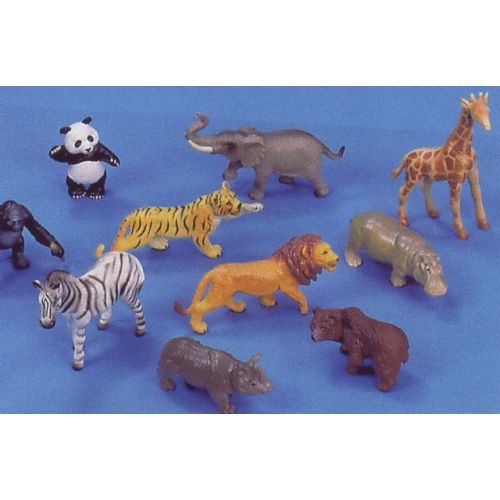 Dierentuin dieren